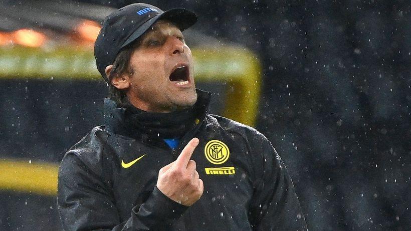 Inter, Antonio Conte: è arrivata la sentenza del giudice sportivo