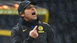 Inter, caos nel tunnel: botta e risposta tra Antonio Conte e l'arbitro