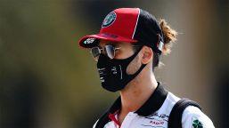 F1, Antonio Giovinazzi polemico con Ferrari sulla scelta Sainz