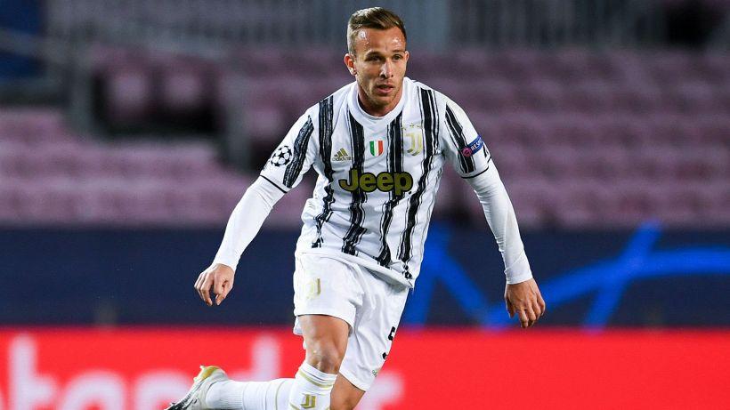 Juve, i convocati per la Lazio: ok Arthur, Bonucci e Chiellini