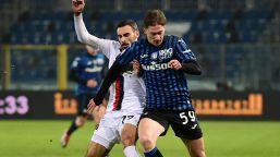 Serie A, l'Atalanta frena in casa: muro Genoa