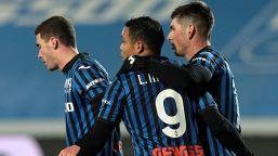 Coppa Italia, Atalanta in semifinale: vittoria show contro la Lazio