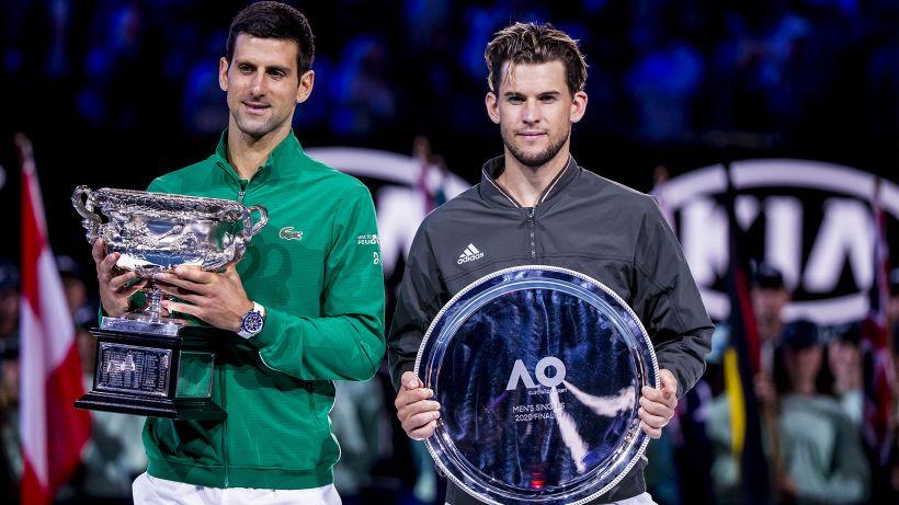 Tennis, le teste di serie dell'Australian Open: C'è Lorenzo Sonego