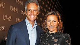 Alessandro Benetton e Deborah Compagnoni, perché è finita