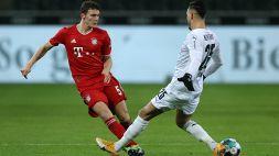 Impresa Moenchengladbach: rimonta sul Bayern, da 0-2 a 3-2