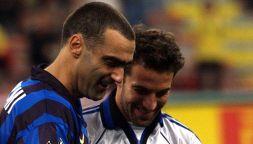 """Bergomi difende l'Inter: """"Troppa pressione"""".Del Piero lo zittisce"""