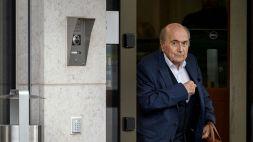Calcio, Blatter ricoverato in ospedale
