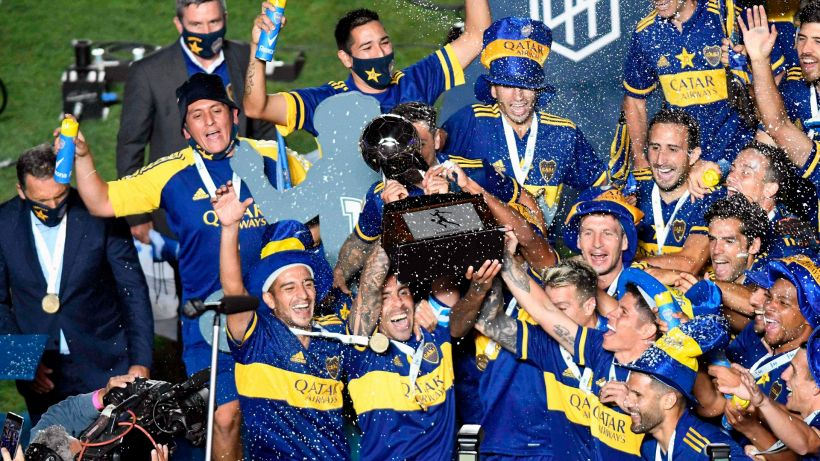 Il Boca Juniors vince la prima Copa Maradona