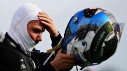 """Formula 1, Hamilton: """"Bottas sta migliorando di anno in anno"""""""
