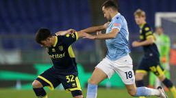 Coppa Italia: Lazio-Parma 2-1, le foto
