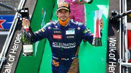Ferrari: Carlos Sainz sprizza entusiasmo da tutti i pori
