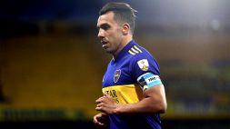 Boca Juniors, Carlos Tevez chiede rispetto per la maglia n° 10