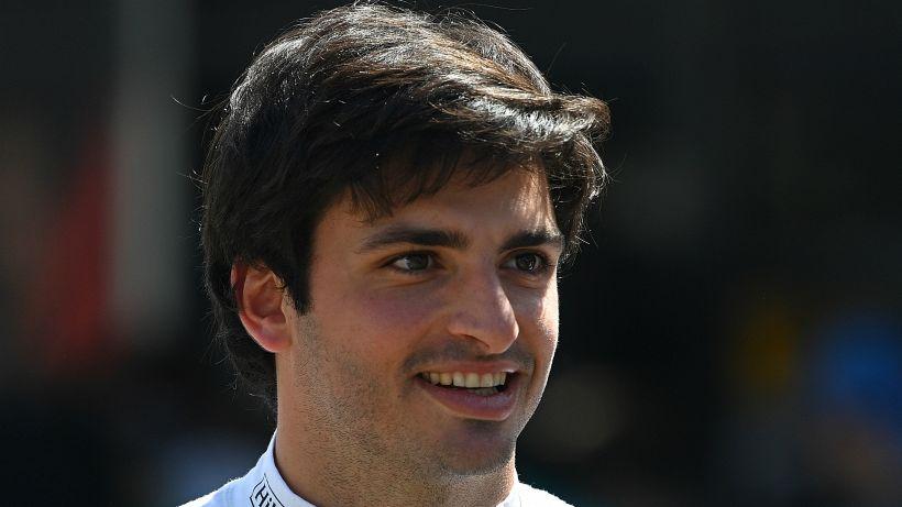 F1: la Ferrari svela quando scenderà in pista Sainz