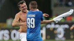 Cassano, rivelazione clamorosa su Francesco Totti