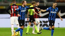 Inter-Benevento, le formazioni ufficiali