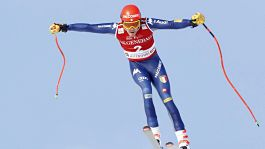 Kitzbuehel, Innerhofer sfiora il podio