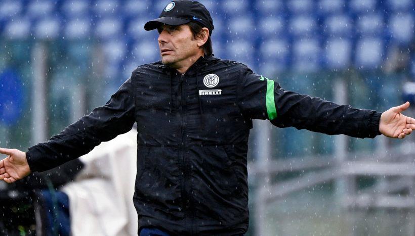Tifosi Inter già furiosi con Conte prima della gara