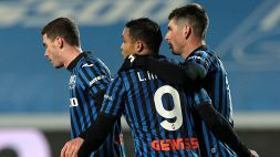 Coppa Italia: Atalanta-Lazio 3-2, le foto
