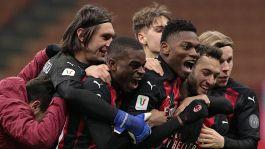 Coppa Italia: Milan-Torino 5-4, le foto