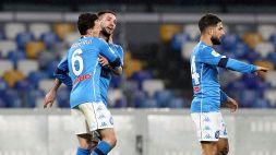 """Napoli, lo scambio che infiamma i tifosi: """"Magari!"""""""