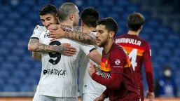 Coppa Italia: Roma-Spezia 2-4, le foto
