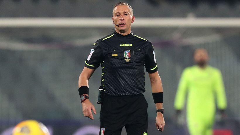 Ottavi di Finale Coppa Italia: le designazioni arbitrali