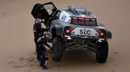Dakar 2021: Peterhansel campione, le foto