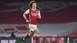 Arsenal, David Luiz può guadagnarsi un nuovo contratto con i Gunners