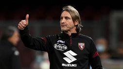 Torino, Davide Nicola può già eguagliare Ventura