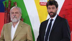 Juve-Napoli: infuria la polemica sulla data di recupero