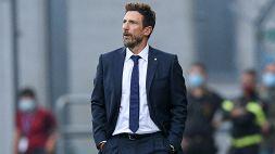 """Di Francesco aspetta il Torino: """"Sono forti. Come lo siamo noi"""""""