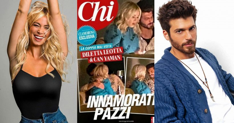 Diletta Leotta e Can Yaman nuova coppia: silenzi e indizi social