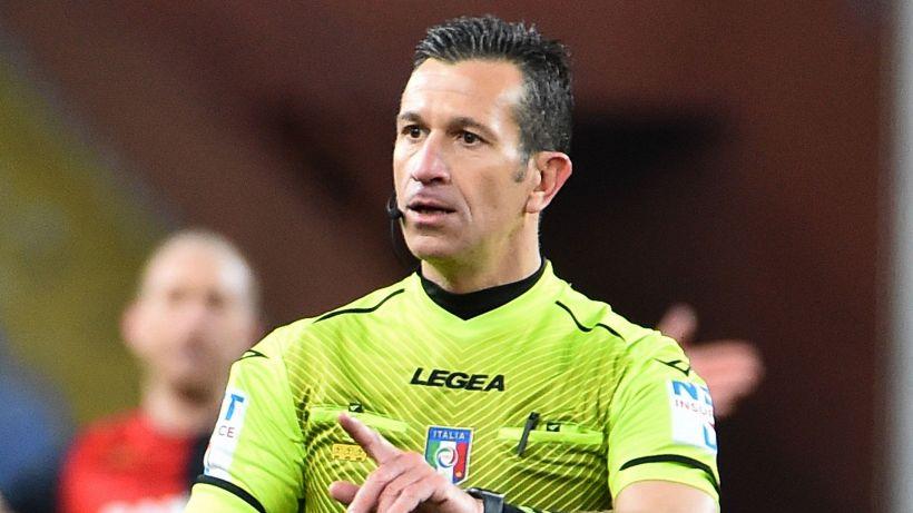 Serie A, Doveri arbitrerà Inter-Juventus