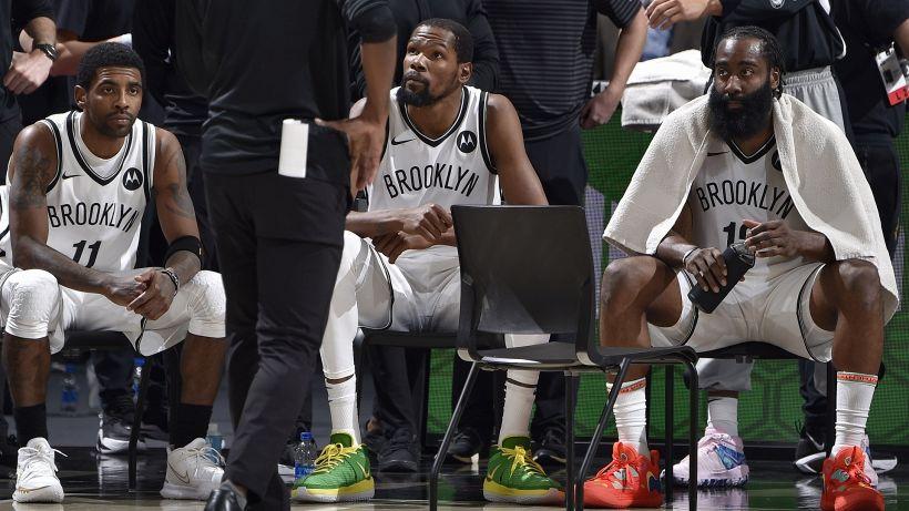 NBA: Brooklyn perde la prima con i Big Three