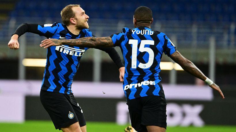 Inter-Milan: Ibrahimovic monta e smonta, Eriksen firma la vittoria