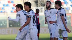 Spezia-Sampdoria, le formazioni ufficiali