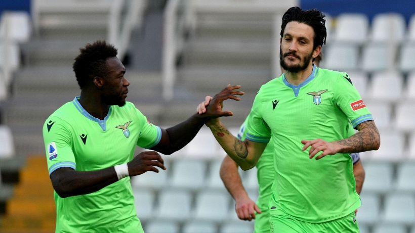 Parma-Lazio 0-2: decidono Luis Alberto e Caicedo