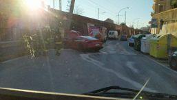 La Ferrari distrutta di Marchetti: foto