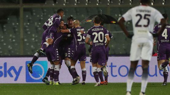 La Fiorentina si rilancia, contro il Crotone decidono Bonaventura e Vlahovic
