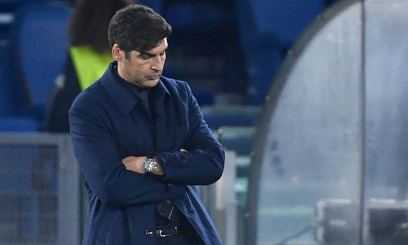 Roma, bufera su Fonseca: è toto allenatore, tifosi scatenati