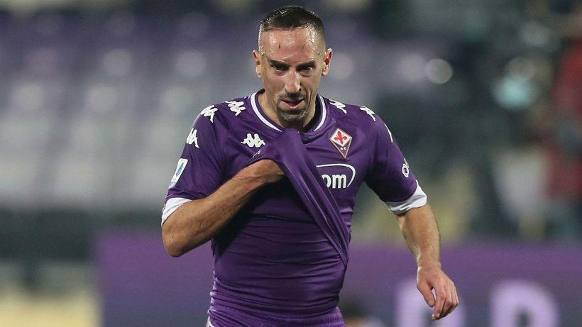 Serie A: una giornata di squalifica a Ribery