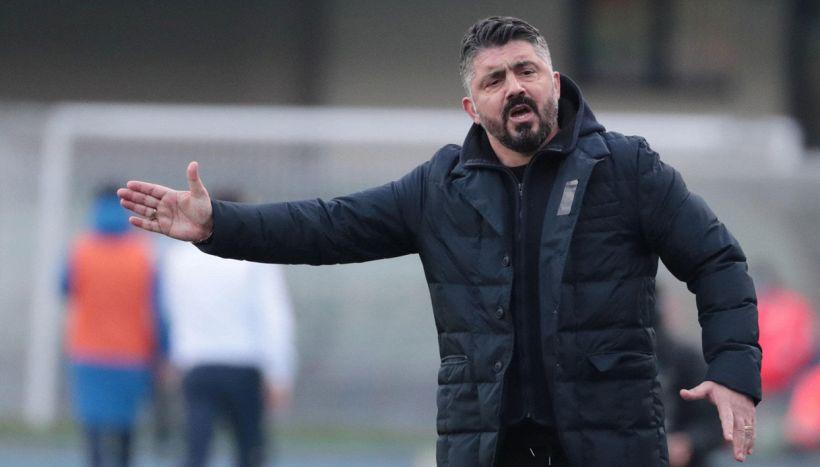 Napoli verso il baratro: De Laurentiis pensa all'addio a Gattuso