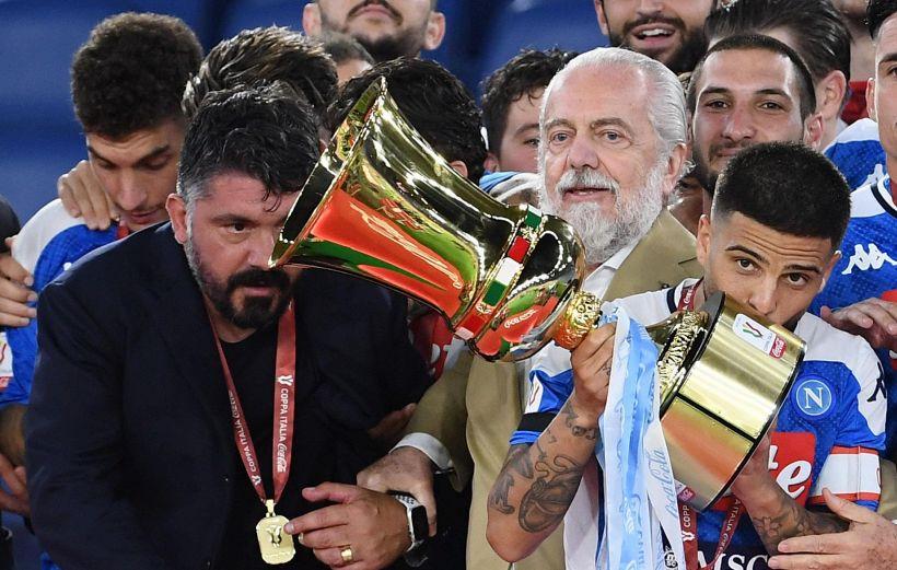 Napoli, aria pesante: il retroscena Gattuso-De Laurentiis