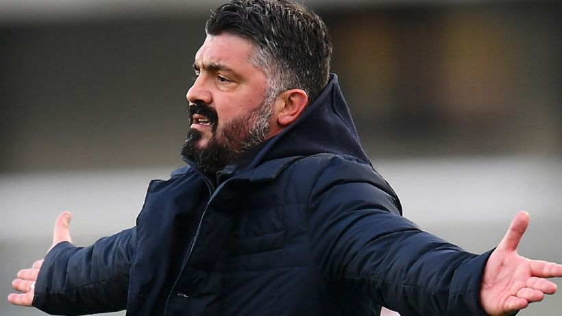 Napoli, Gennaro Gattuso finisce sotto accusa: le sue parole