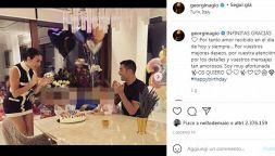 Cristiano Ronaldo e Georgina, fuga in zona arancione: le indagini