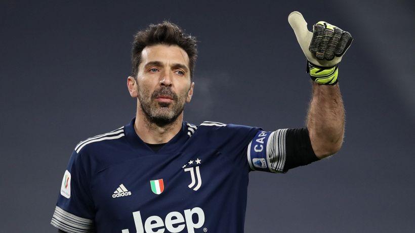 Juventus, messaggio di Andrea Pirlo sul futuro di Gigi Buffon