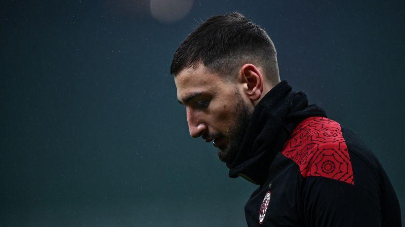 Coppa Italia, un turno di stop per Donnarumma: niente derby ai quarti