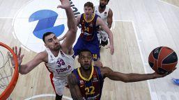 Eurolega, al Barcellona lo scontro al vertice col CSKA