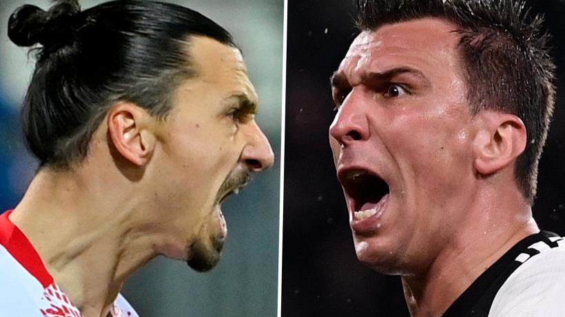 """Ibrahimovic e l'arrivo di Mandzukic: """"Ora saremo in due a far paura"""""""