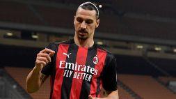 Milan-Torino, formazioni ufficiali: Ibrahimovic torna titolare